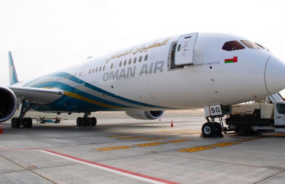 Oman Air Takes Delivery of Its Second Three-class Configuration Boeing 787-9