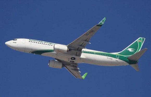 Iraqi Airways announces new routes to Mashhad