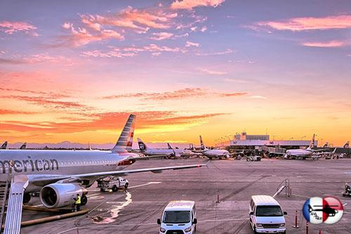 Аэропорт Мухаррак  в городе Мухаррак  в Бахрейне