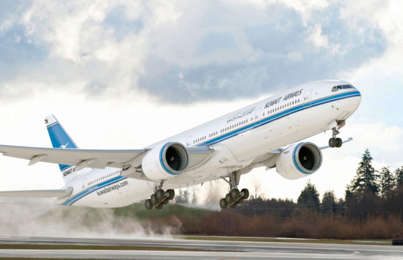Boeing and Kuwait Airways finalize order for ten 777-300ERs