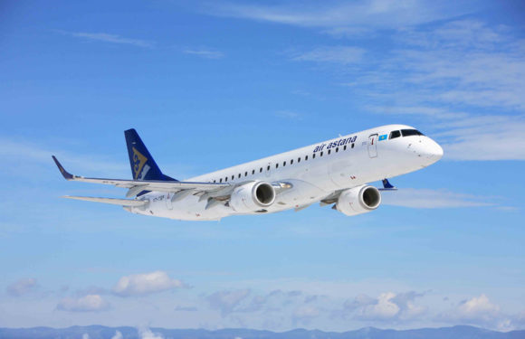 Air Astana launches new Almaty to Teheran service