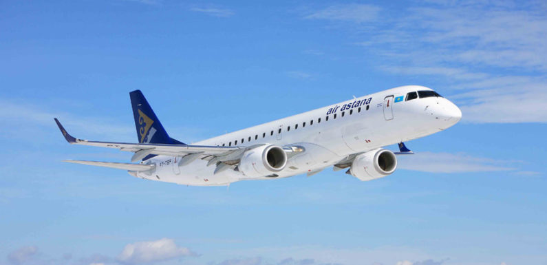 Air Astana launches new Almaty to Teheran service