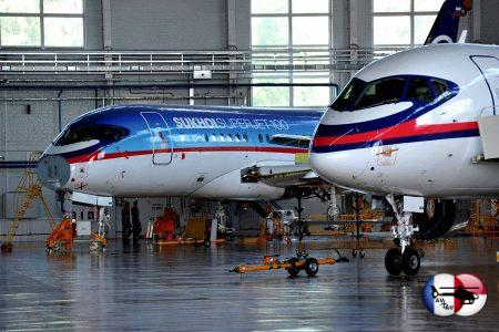 Иран купил немного Superjet'ов