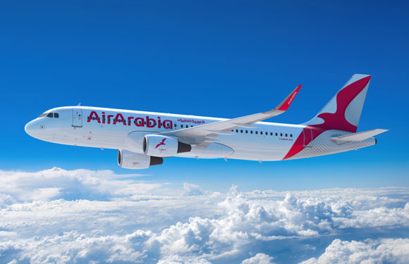 Air Arabia Unveils New Brand Identity and Aircraft Livery