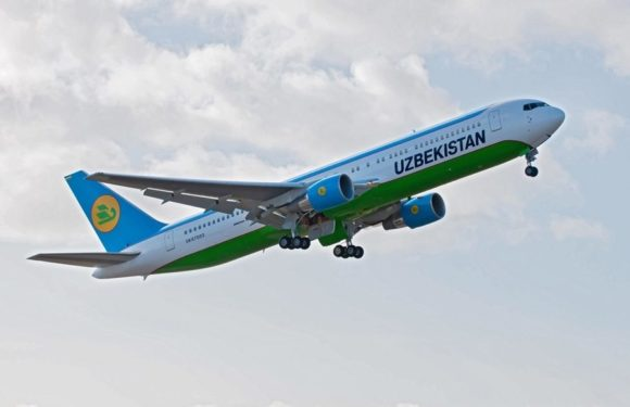 Uzbekistan Airways takes delivery of its third Boeing 767-300ER