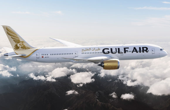 Gulf Air First Boeing 787 Dreamliner Takes to the Skies