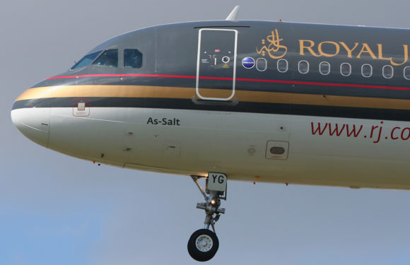 Royal Jordanian Adds Three Wet-leased Aircraft to Its Fleet