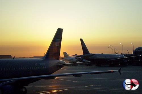Аэропорт Аль-Мактум международный  в городе Дубай  в ОАЭ
