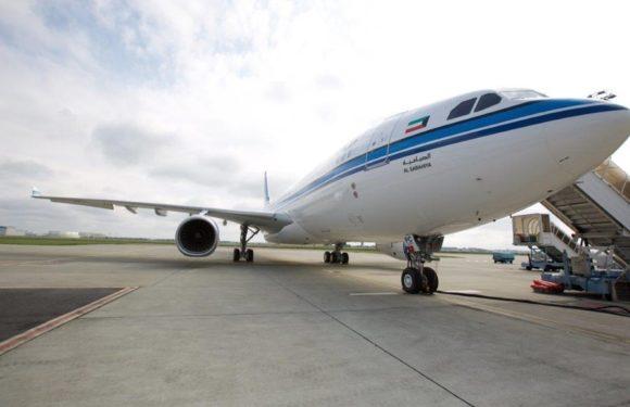 Kuwait Airways receives third Airbus 330