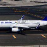 Air Astana расширяет летнее расписание