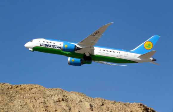 Uzbekistan Airways открывает рейс в Душанбе