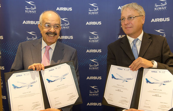 Kuwait Airways Orders Eight A330neo Aircraft