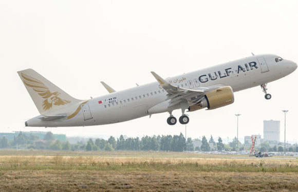 Gulf Air Becomes the First National Carrier to Fly the A320neo in the Middle East