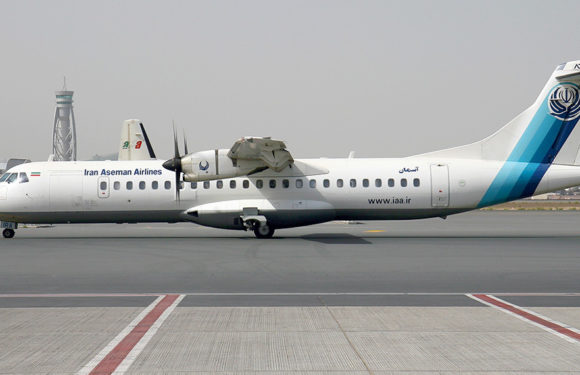 Iran Aseman Airlines Plane Crashes in Southwestern Iran