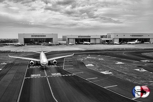 Аэропорт Аль-Джанад  в городе Таиз  в Йемене