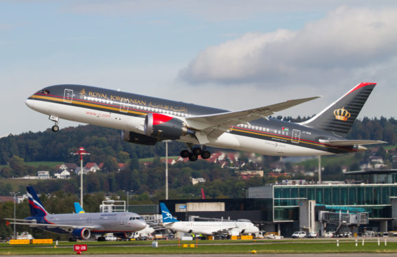 Royal Jordanian and Turkish Airlines Technic sign cooperation agreement