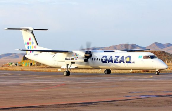 Qazaq Air adds new routes to its network