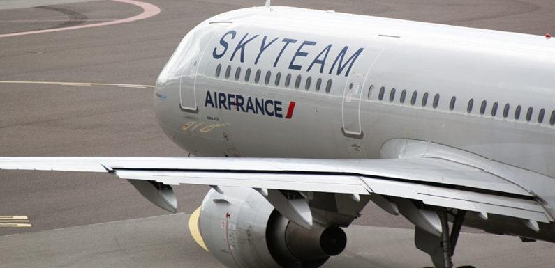 Air France Announces 5.5% Increase in Capacity