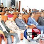 وزير النقل / مراد الحالمي : مطار سيئون يعتبر الان النموذج الاول في الجمهورية اليمنية