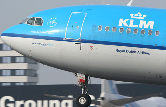 KLM extends its African network to Namibia