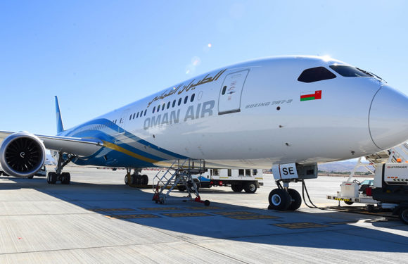 Oman Air Adds One More Boeing 787-9 to Its Fleet