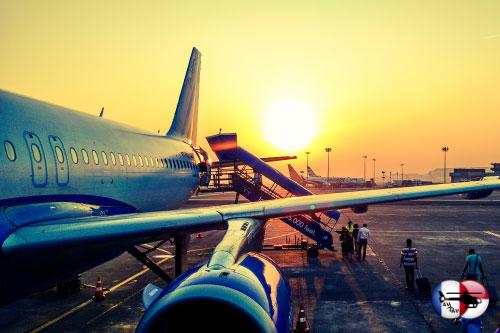 Аэропорт Астана  в городе Астана  в Казахстане
