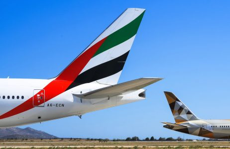 Emirates и Etihad отрицают переговоры о слиянии