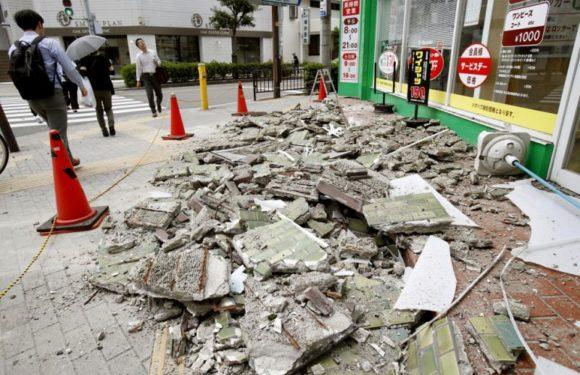 Yaponiyada zilzila oqibatida 3 kishi halok bo'ldi