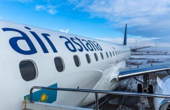 Прибыль авиакомпании Air Astana сократилась за год на 85,9%