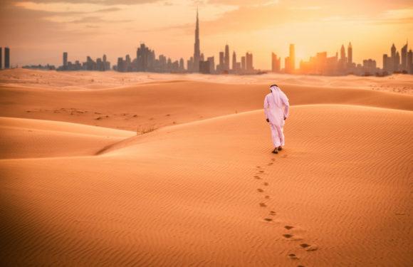 Что было в Дубае до нефтяного бума